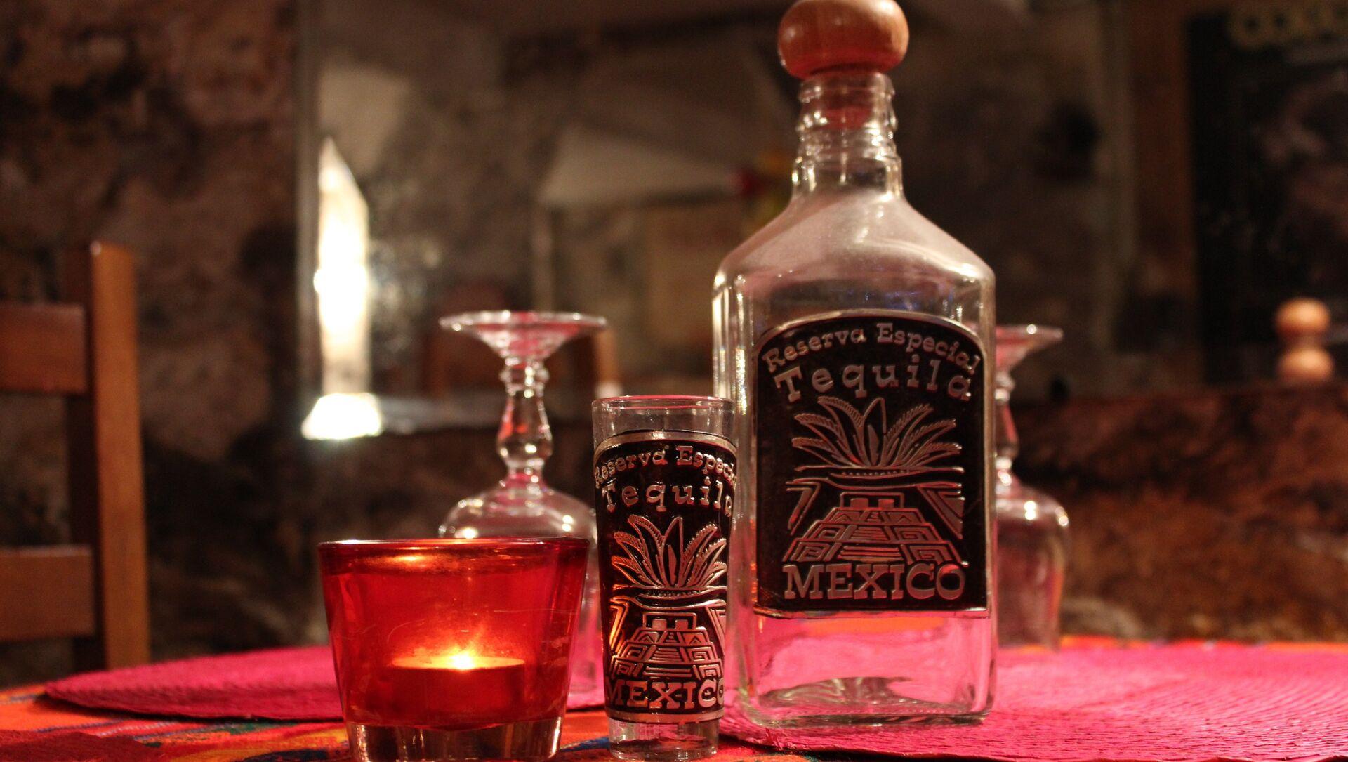 El tequila - Sputnik Mundo, 1920, 05.12.2020