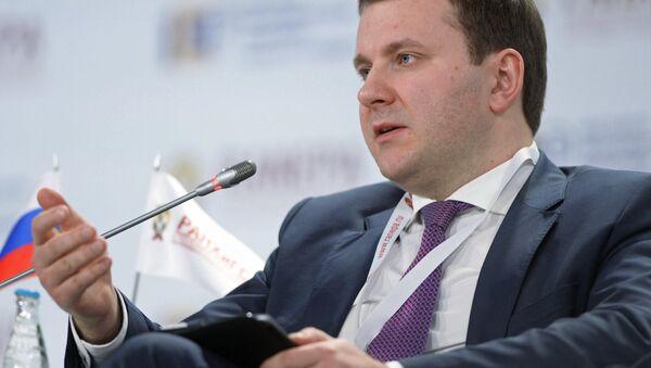 Maxim Oreshkin, el nuevo ministro de Desarrollo Económico de Rusia - Sputnik Mundo