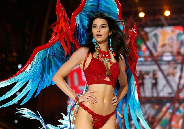 La modelo de Victoria's Secret