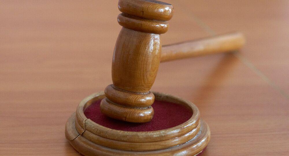 Juicio (imagen referencial)