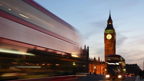 Londres - Sputnik Mundo