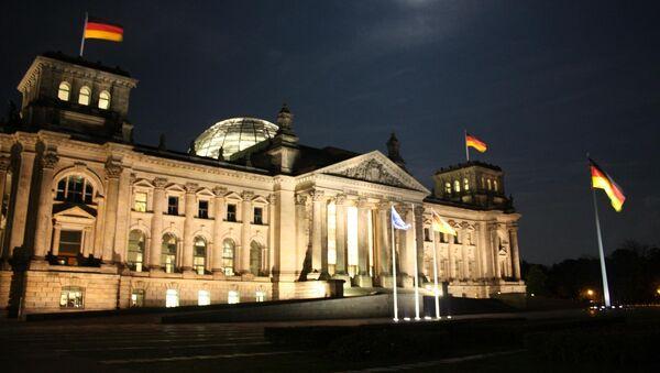 Bundestag (parlamento de Alemania) - Sputnik Mundo