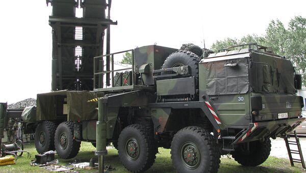 Sistema de defensa antiaérea MIM-104 Patriot - Sputnik Mundo