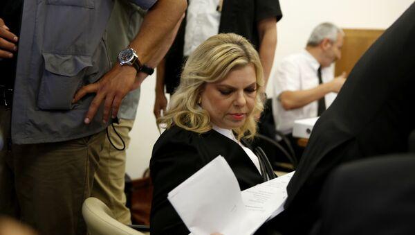 Sara Netanyahu, the wife of Israeli Prime Minister Benjamin Netanyahu - Sputnik Mundo