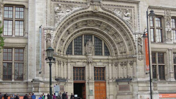 El Museo Victoria & Albert, Londres - Sputnik Mundo