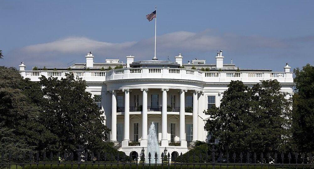 La Casa Blanca en Washington, EEUU (archivo)
