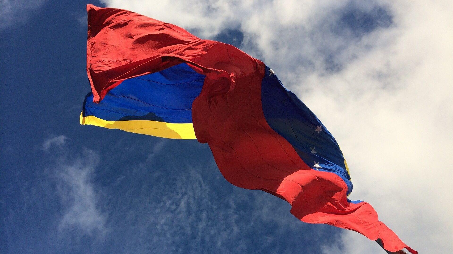 La bandera de Venezuela - Sputnik Mundo, 1920, 21.04.2021