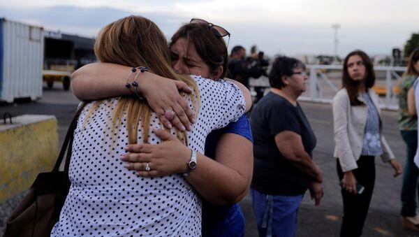 Llegan a Bolivia los restos de las víctimas del accidente aéreo de LaMia - Sputnik Mundo