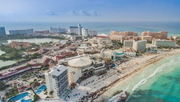 Cancún, México - Sputnik Mundo