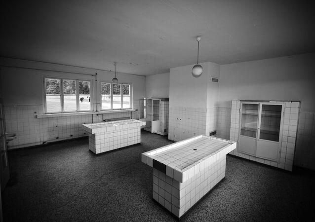 Una morgue