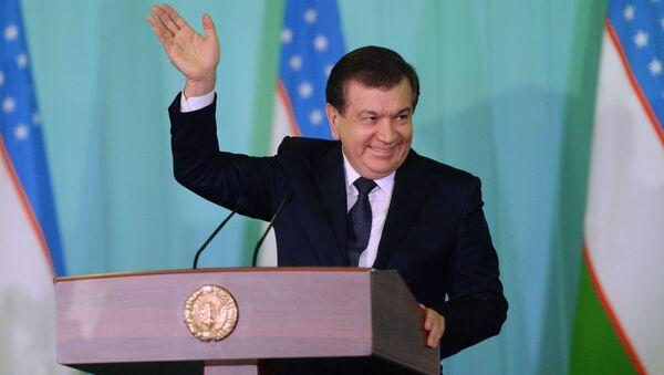 Shavkat Mirziyoyev, el presidente electo de Uzbekistán - Sputnik Mundo
