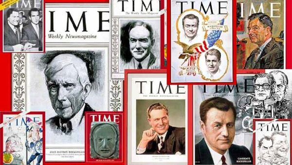 Las portadas de la revista Time de diferentes años - Sputnik Mundo