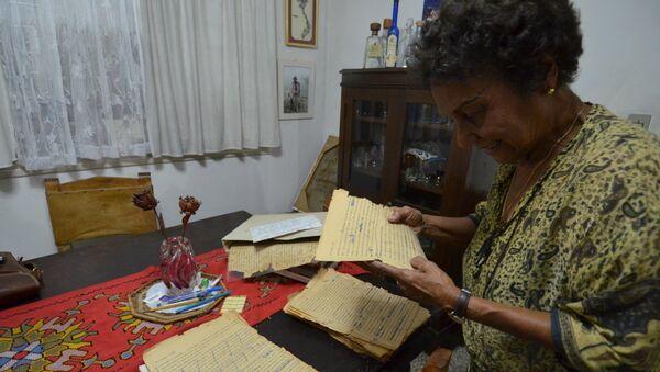Marta Rojas rememora el juicio a Fidel Castro por la toma del Cuartel Moncada en 1953 - Sputnik Mundo