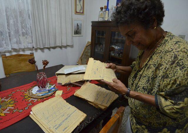 Marta Rojas rememora el juicio a Fidel Castro por la toma del Cuartel Moncada en 1953