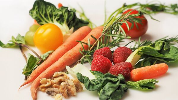 Frutas y vegetales - Sputnik Mundo