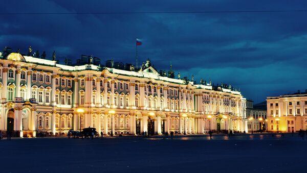 La Plaza del Palacio en San Petersburgo - Sputnik Mundo