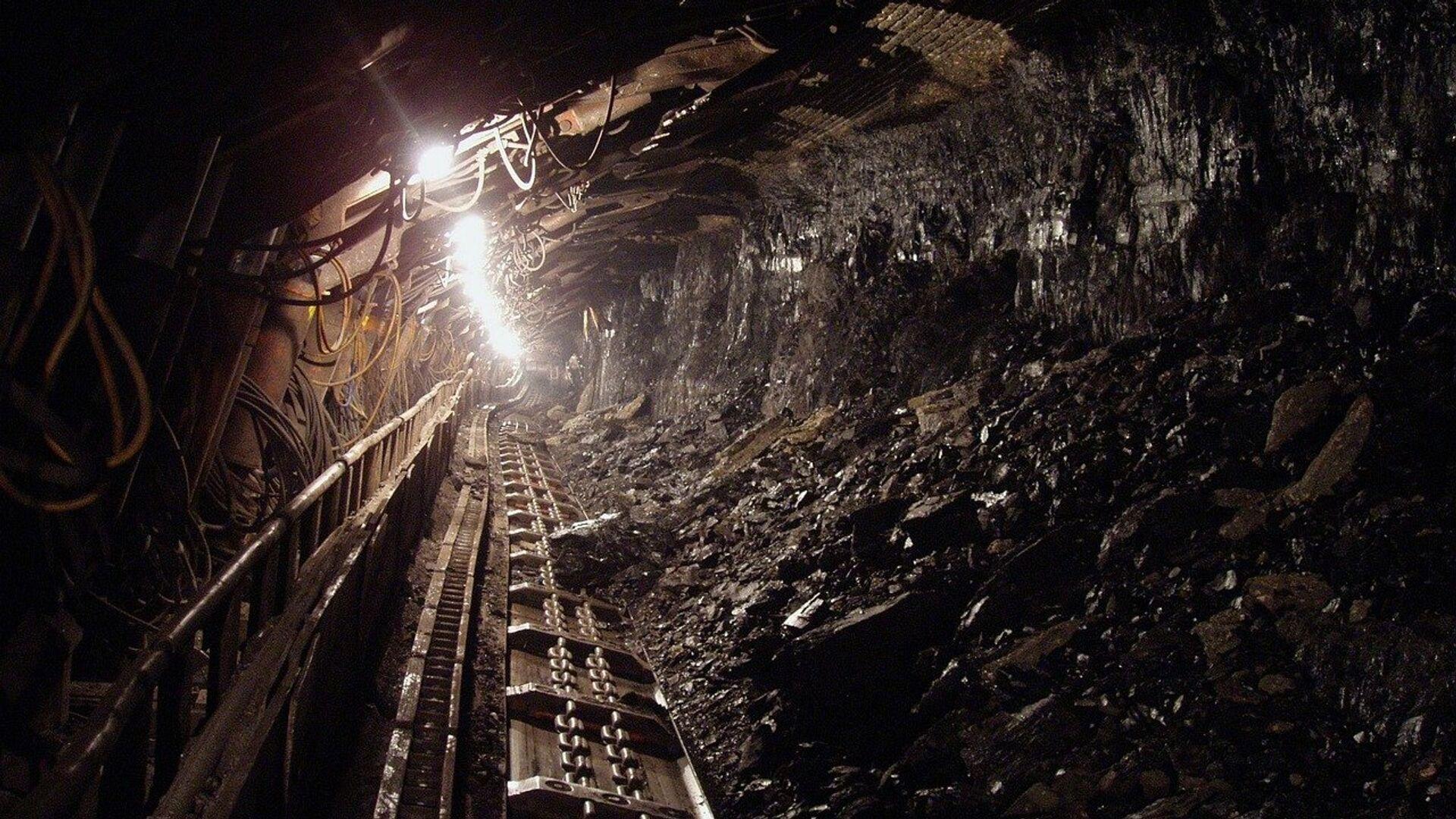 Una mina (imagen referencial) - Sputnik Mundo, 1920, 17.03.2021