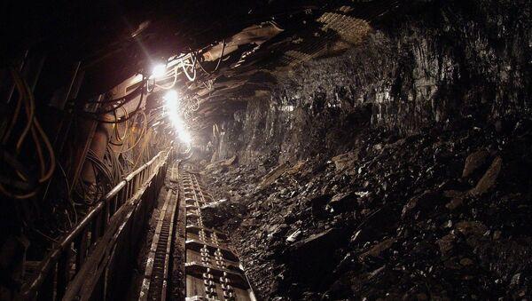 Una mina (imagen referencial) - Sputnik Mundo