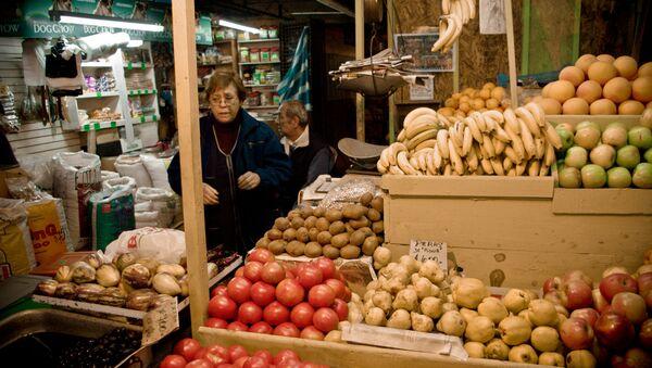 Mercado en Chile - Sputnik Mundo
