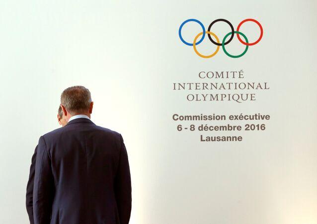 El Comité Olímpico Internacional (archivo)