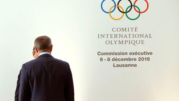 El Comité Olímpico Internacional (archivo) - Sputnik Mundo
