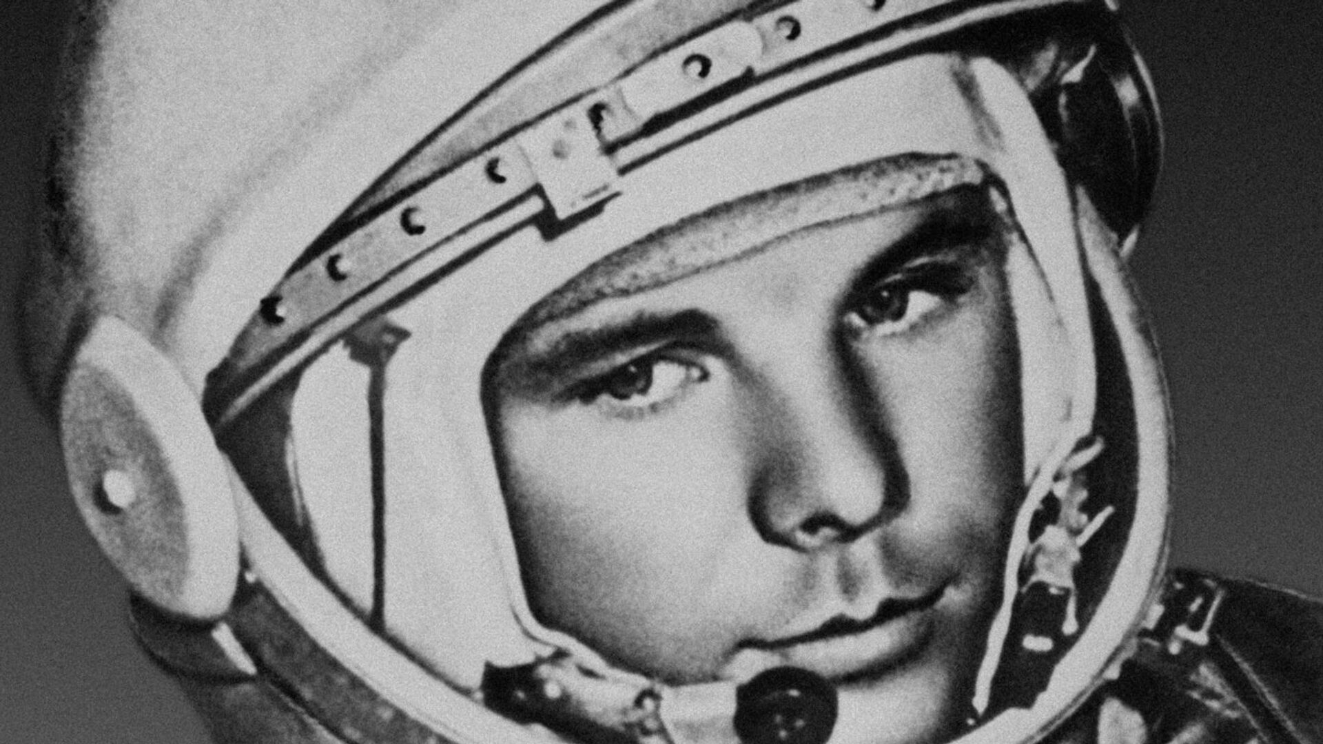 Yuri Gagarin antes de partir al cosmos - Sputnik Mundo, 1920, 11.04.2021