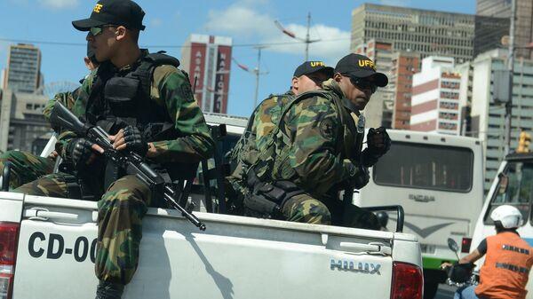Militares venezolanos (imagen referencial) - Sputnik Mundo