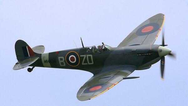 Spitfire LF Mk IX - Sputnik Mundo