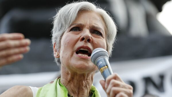 Líder del Partido Verde de EEUU Jill Stein - Sputnik Mundo