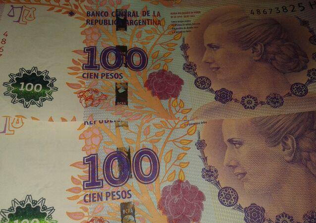 Pesos argentinos (imagen referencial)