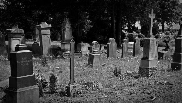 Cementerio - Sputnik Mundo