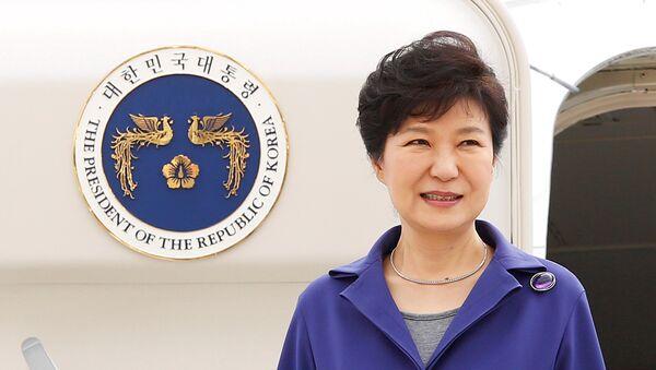 Park Geun-hye, expresidenta de Corea del Sur (archivo) - Sputnik Mundo