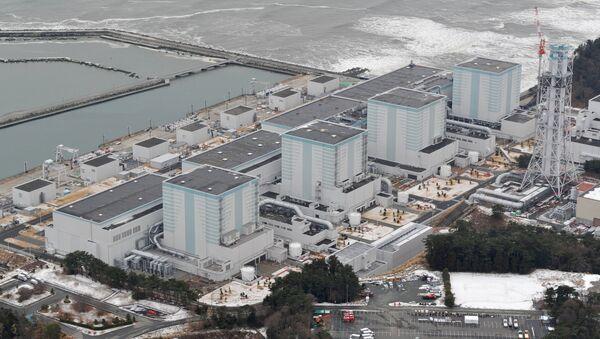 La central nuclear japonesa de Fukushima - Sputnik Mundo