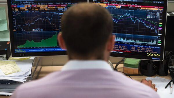 Inversor en la bolsa - Sputnik Mundo