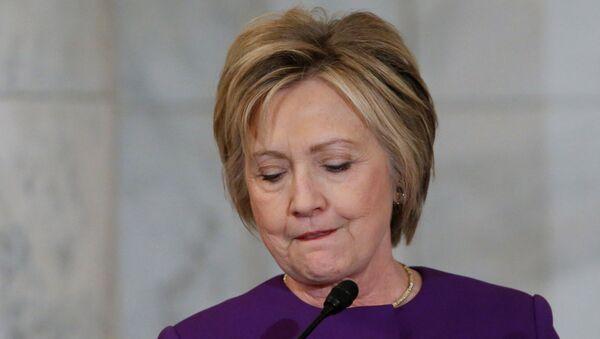 Hillary Clinton, la excandidata presidencial de EEUU - Sputnik Mundo