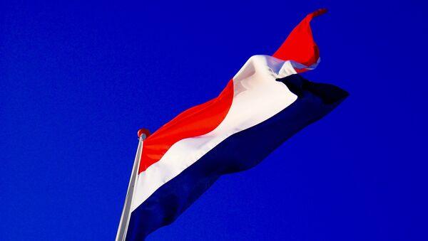 La bandera de los Países Bajos - Sputnik Mundo