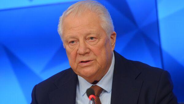 Jefe de la Comisión Independiente Pública Antidopaje de Rusia, Vitali Smirnov - Sputnik Mundo