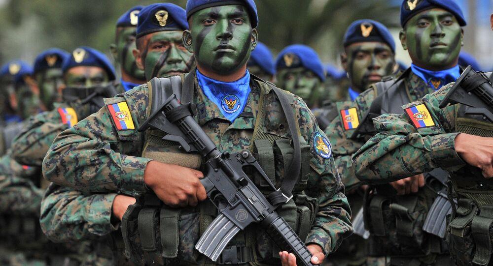 Ejército de Ecuador