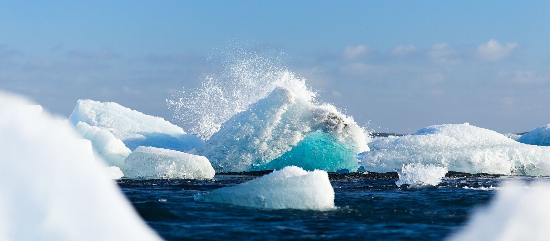 Iceberg - Sputnik Mundo, 1920, 30.01.2021