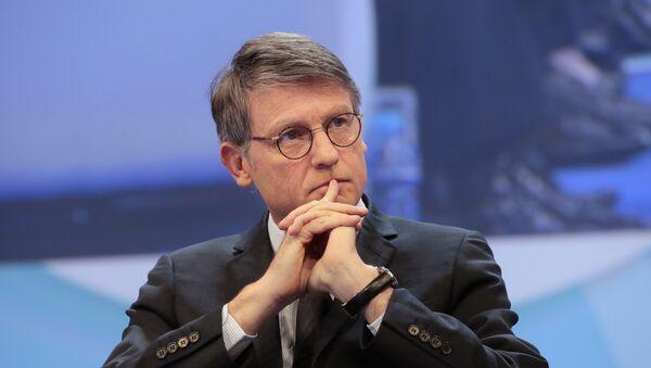 Vincent Peillon, exministro galo de Educación - Sputnik Mundo