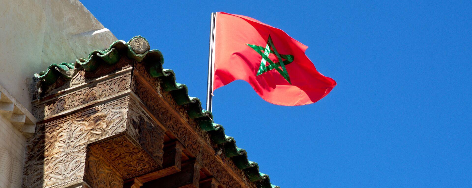 La bandera de Marruecos - Sputnik Mundo, 1920, 28.05.2021