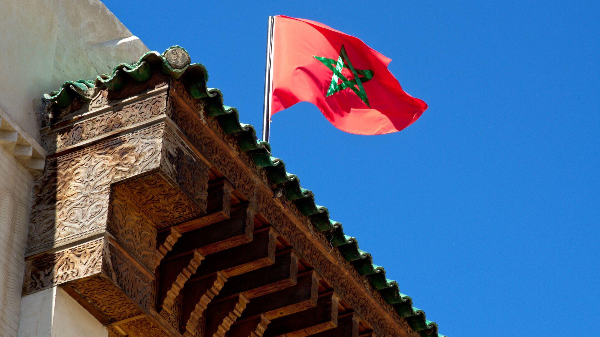 La bandera de Marruecos - Sputnik Mundo, 1920, 19.05.2021