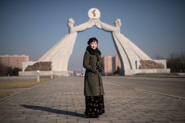 Los rostros de Corea del Norte - Sputnik Mundo