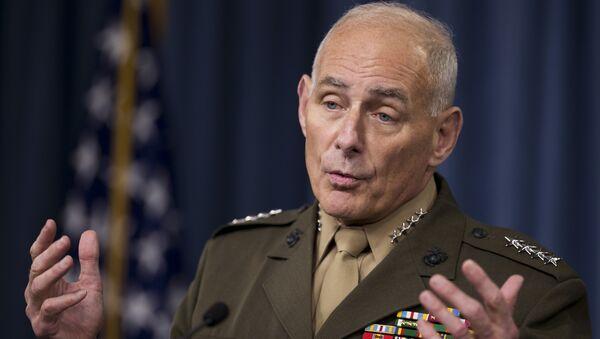 John Kelly, exjefe del Comando Sur de EEUU - Sputnik Mundo