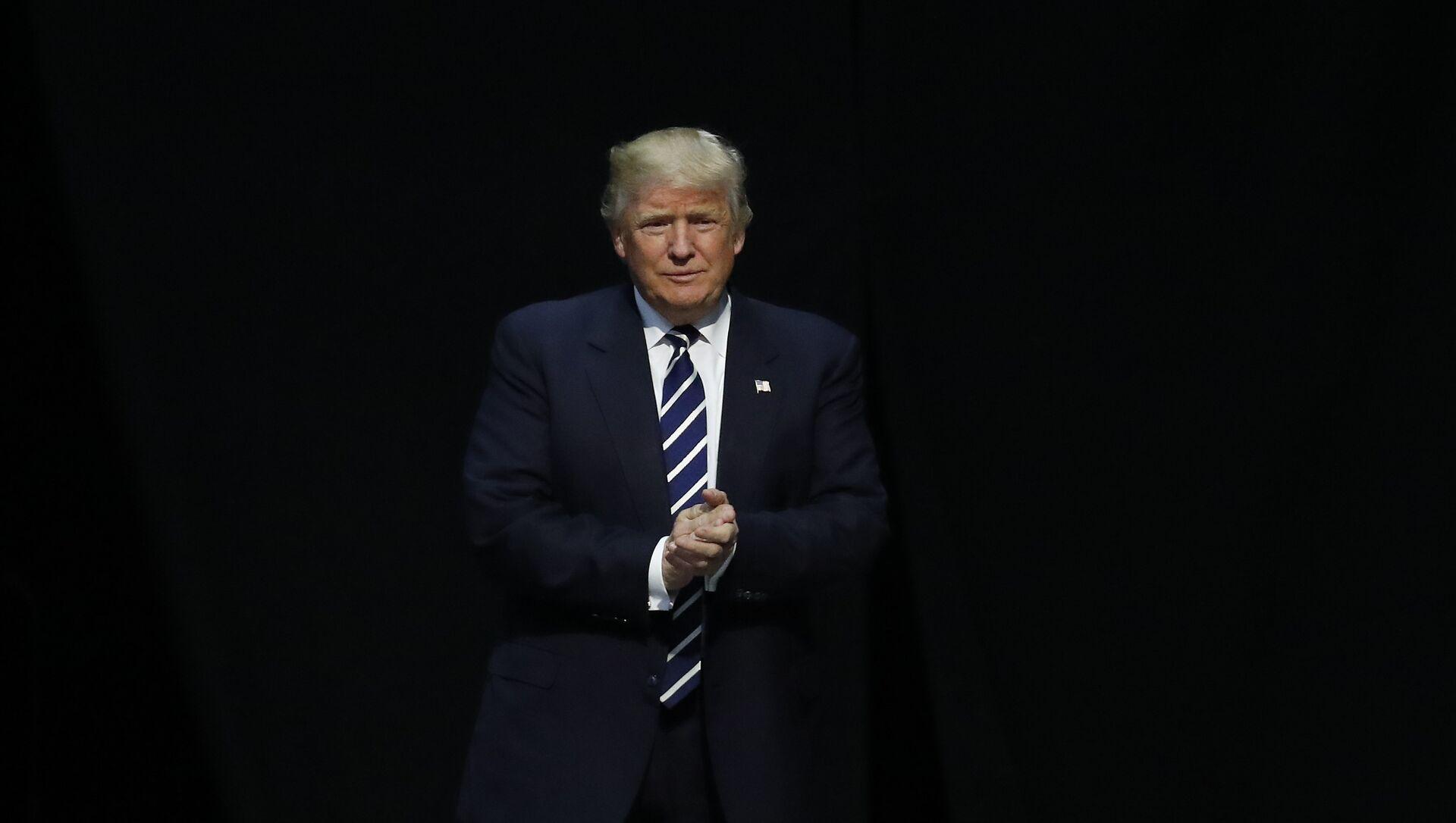 Donald Trump, presidente electo de EEUU - Sputnik Mundo, 1920, 04.02.2021
