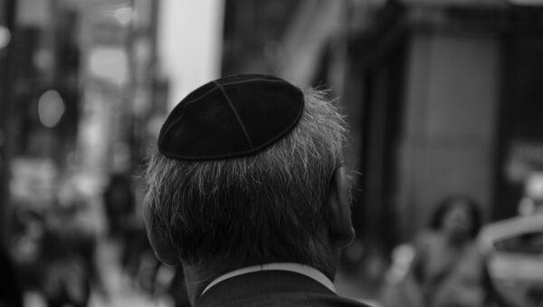 Un hombre judío - Sputnik Mundo