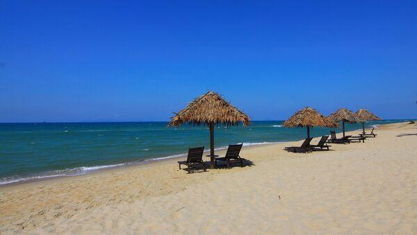 Playa tropical - Sputnik Mundo