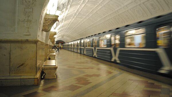 Moscow Subway - Sputnik Mundo