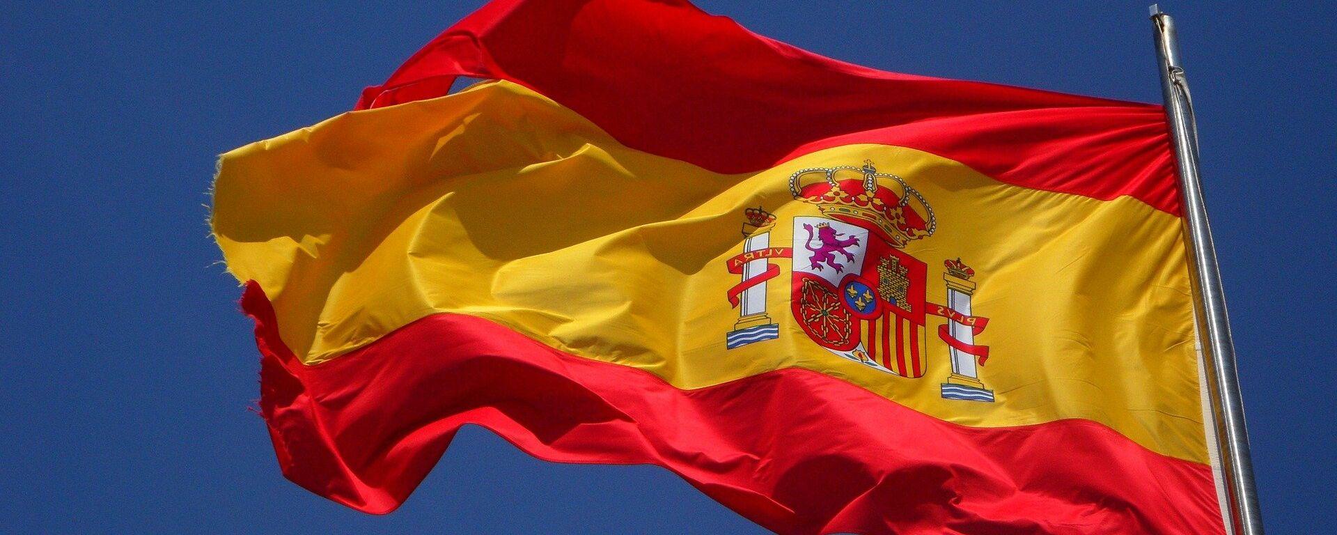 La bandera de España - Sputnik Mundo, 1920, 07.06.2021