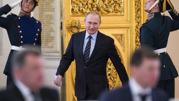 Las 10 personas más poderosas del mundo en 2016, según Forbes - Sputnik Mundo